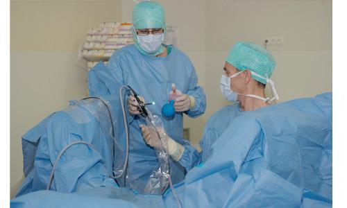 Bloc opératoire infirmerie protestante