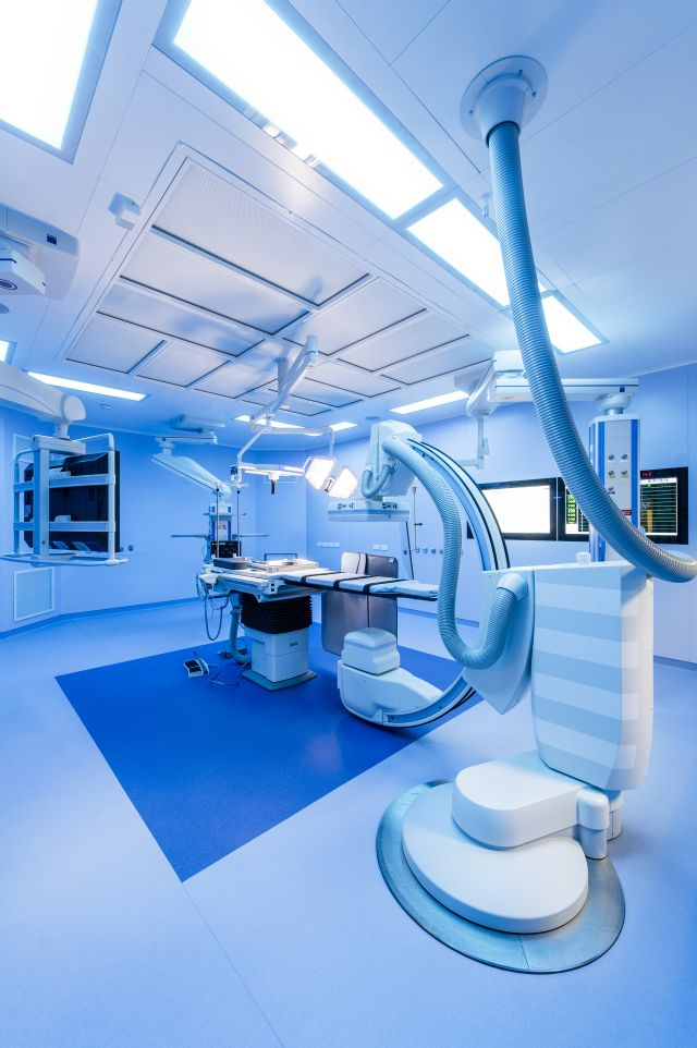 Salle Hybride Cardio-Vasculaire