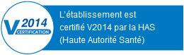 Certification HAS 2010