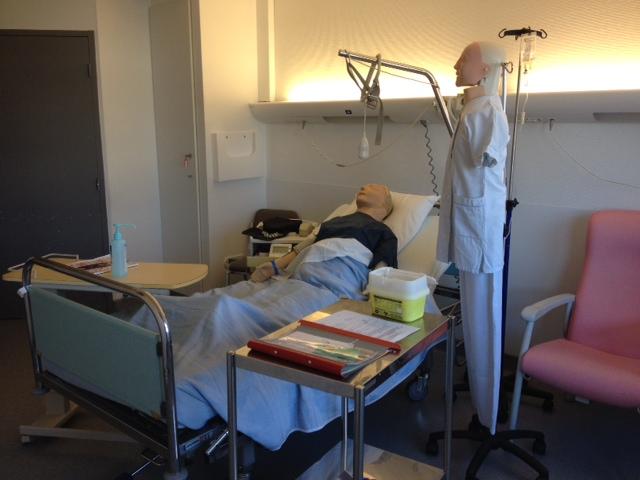 La chambre aux erreurs (semaine de la sécurité patient)