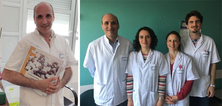 Equipe recherche clinique