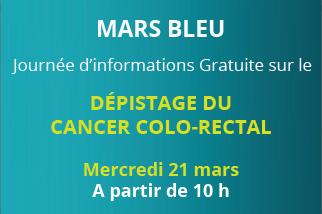 mars bleu 21 mars à l'infirmerie protestante