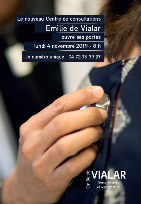 Centre de consultation Emilie de Vialar