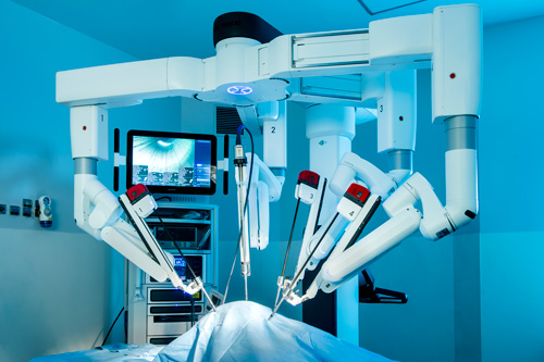 Chirurgie robotisée