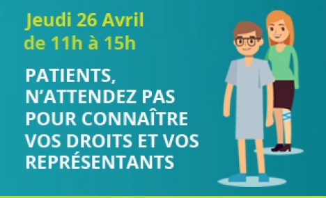 Journée Européenne des Droits des Patients