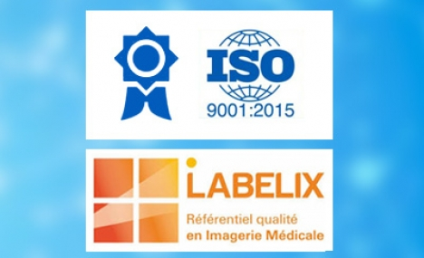 certification iso 9001 labellix norimagerie
